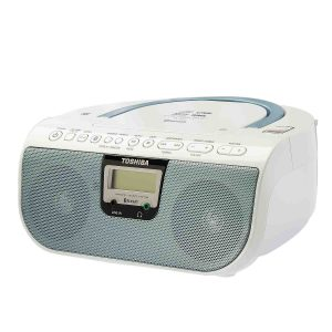 Radio Cassette with Bluetooth & USB and CD Player
