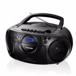 Portable CD USB Radio Cassette Recorder