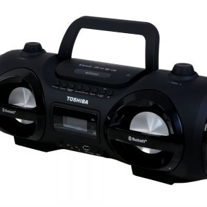 Portable SD/USB/CD Radio